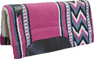 Western Saddle Pads with Lining