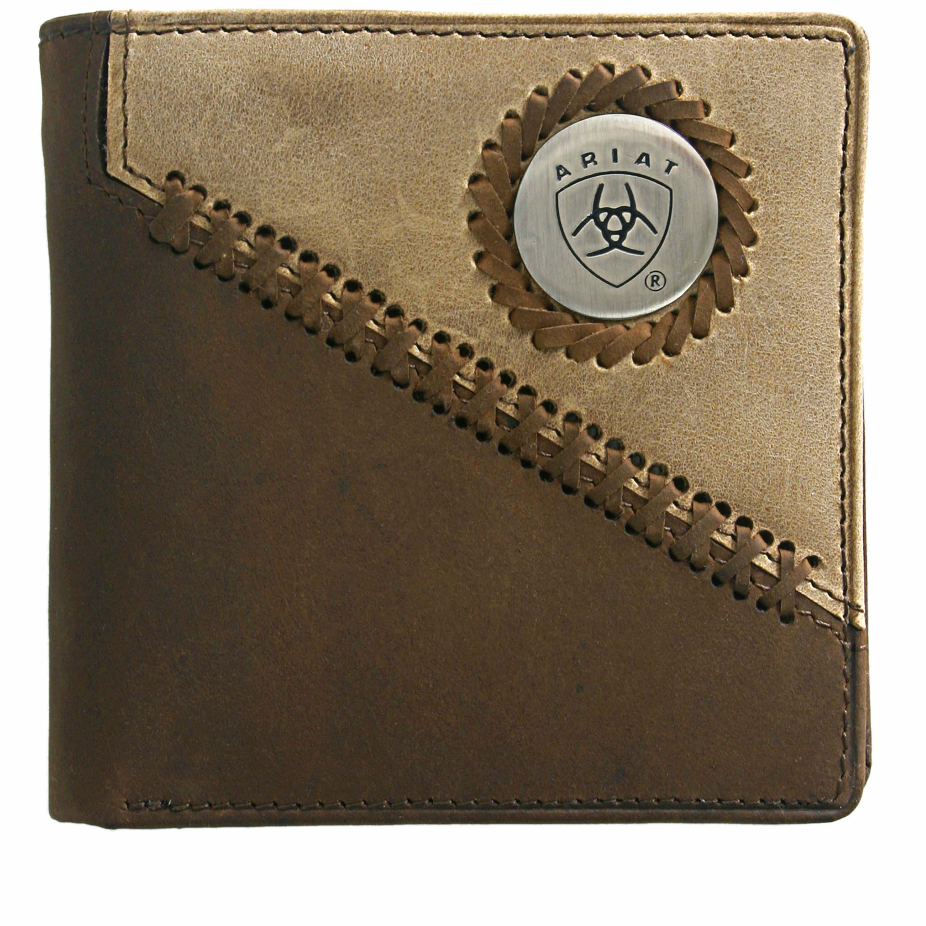 Mens Ariat & RM Williams Wallets