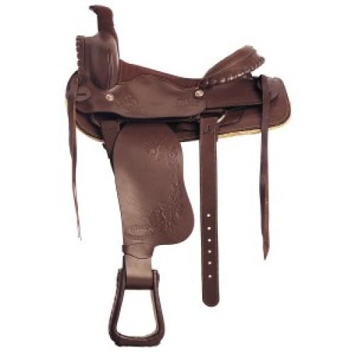Fitzroy Western Saddle