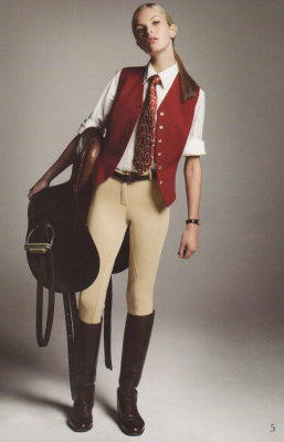 Ladies Windsor Show Vests 3020