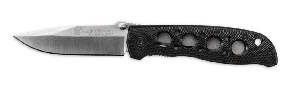 Smith & Wesson Extreme Ops Knives