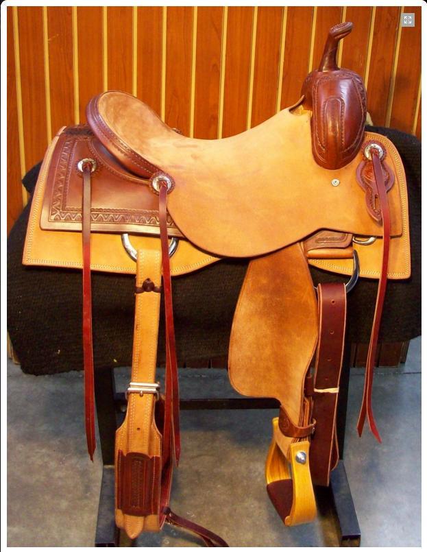 SRS Cutting Saddles   8173