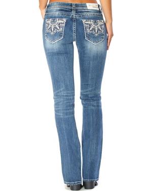 64512b32 Ladies Jeans, Wrangler Jeans, Womens Jeans, Jeans Online, Denim, Blue Jeans,  Western Wear, Western World Saddlery, Caboolture, Brisbane.