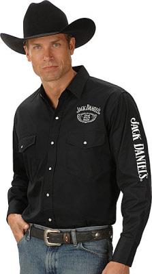 Jack Daniels Mens Western Shirts Mens Dress Shirts Country