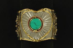 Silver Western Bracelets Charm Bracelets Montana